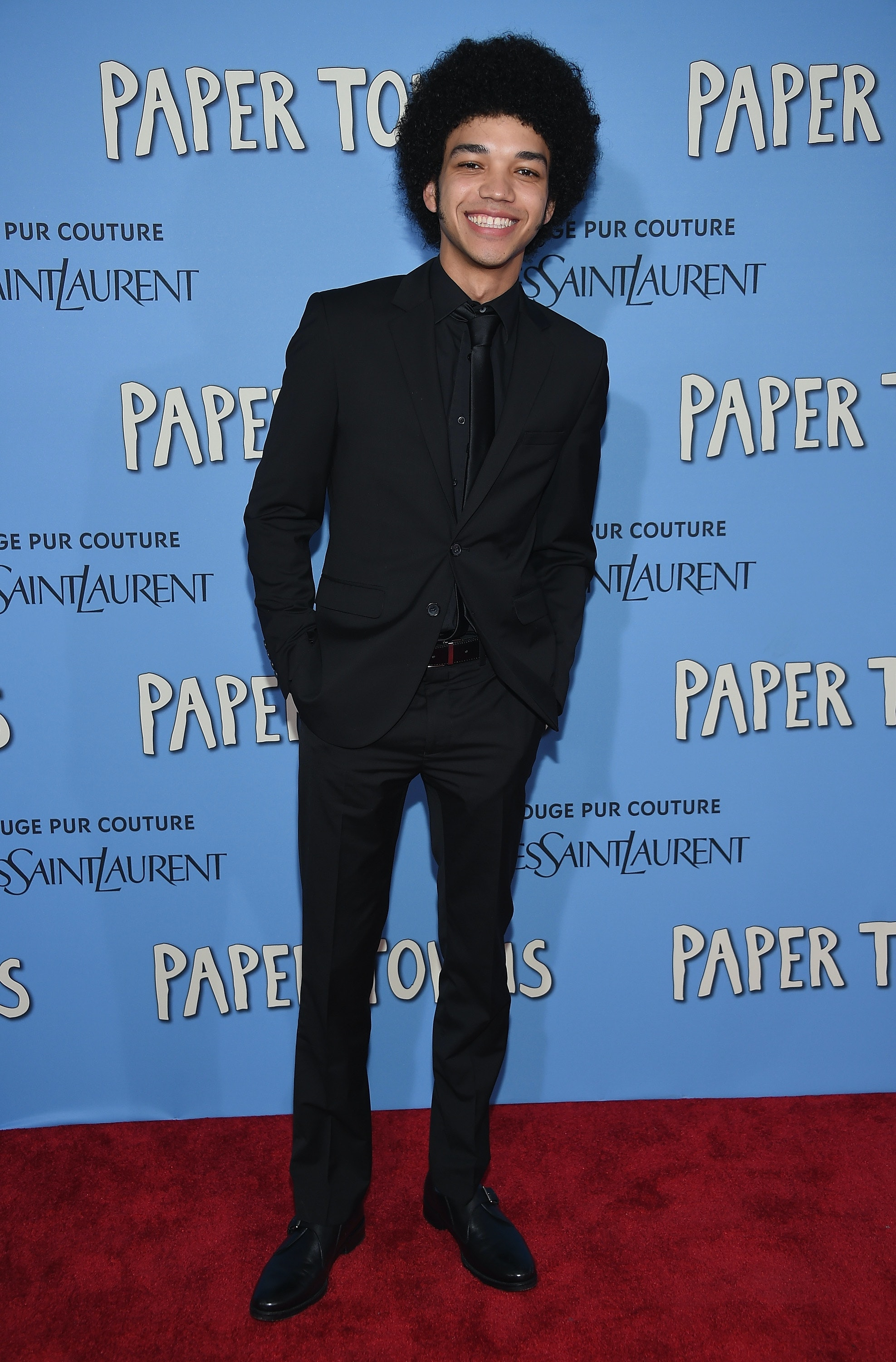 justice smith paper towns age