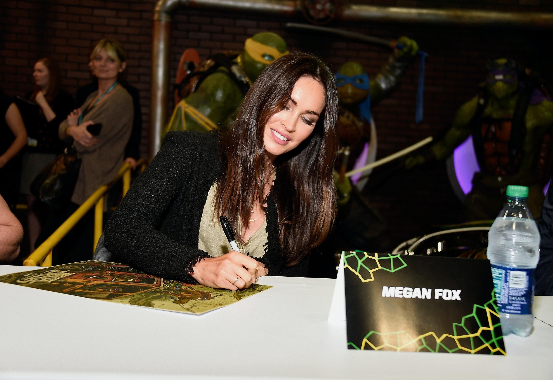 Megan Fox Welcomes Her Third Child