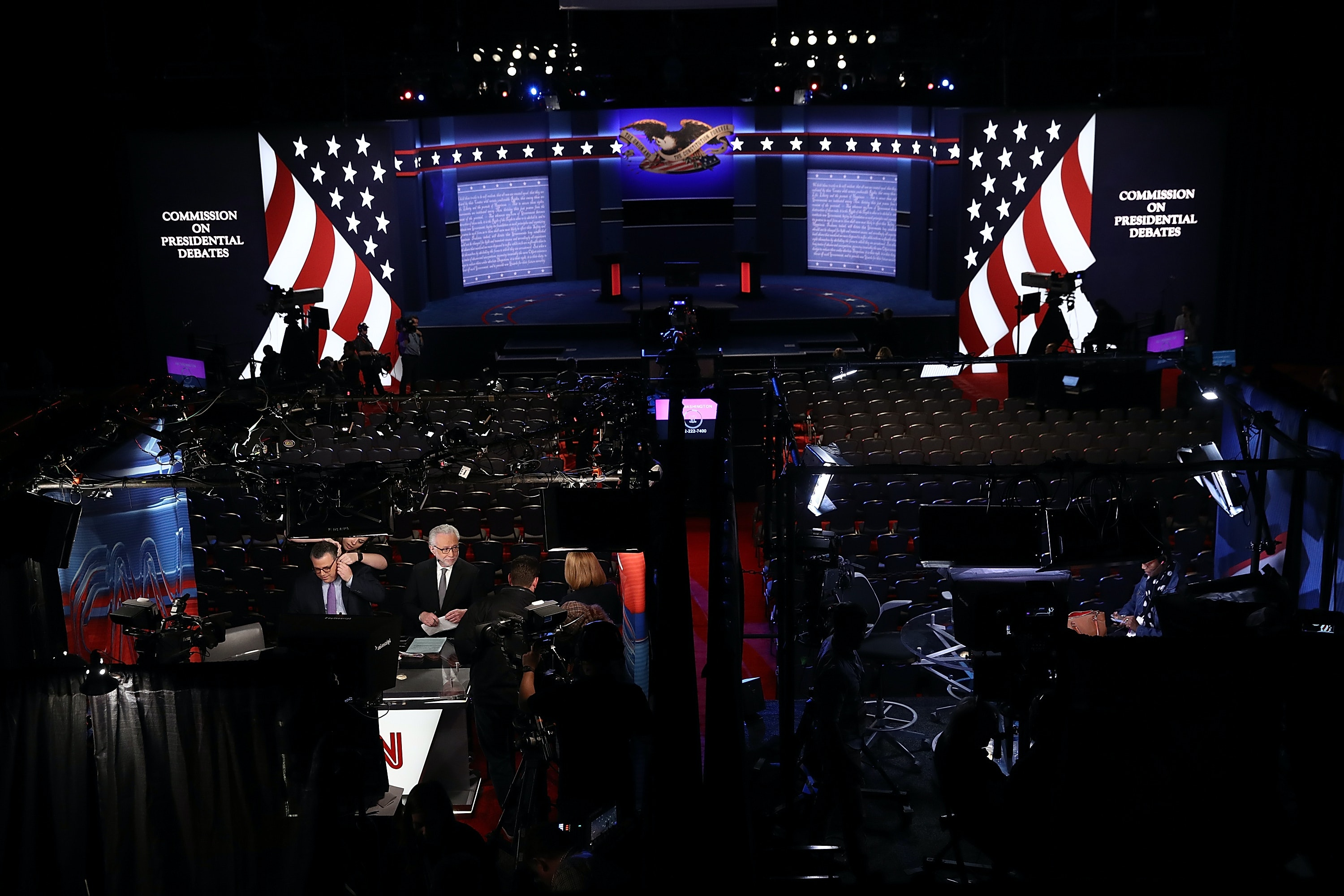 Trump Team Admits 'Some Missed Opportunities' in Debate, Sources Say