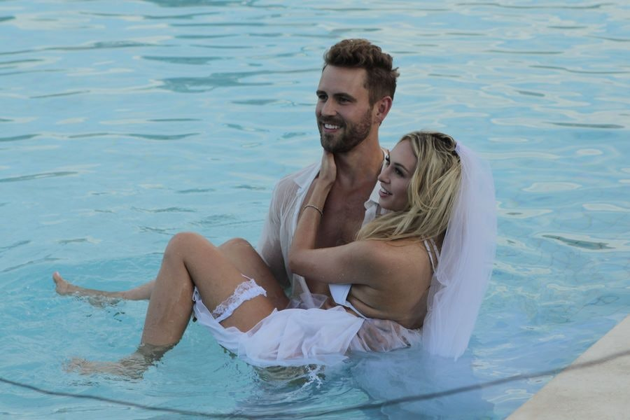 Why 'Bachelor' Star Nick Viall Gets Slapped by One of the Ladies