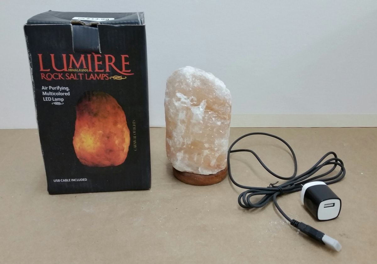 Thousands Of Himalayan Rock Salt Lamps Are Being Recalled — Here's How To Find Out If You Have One