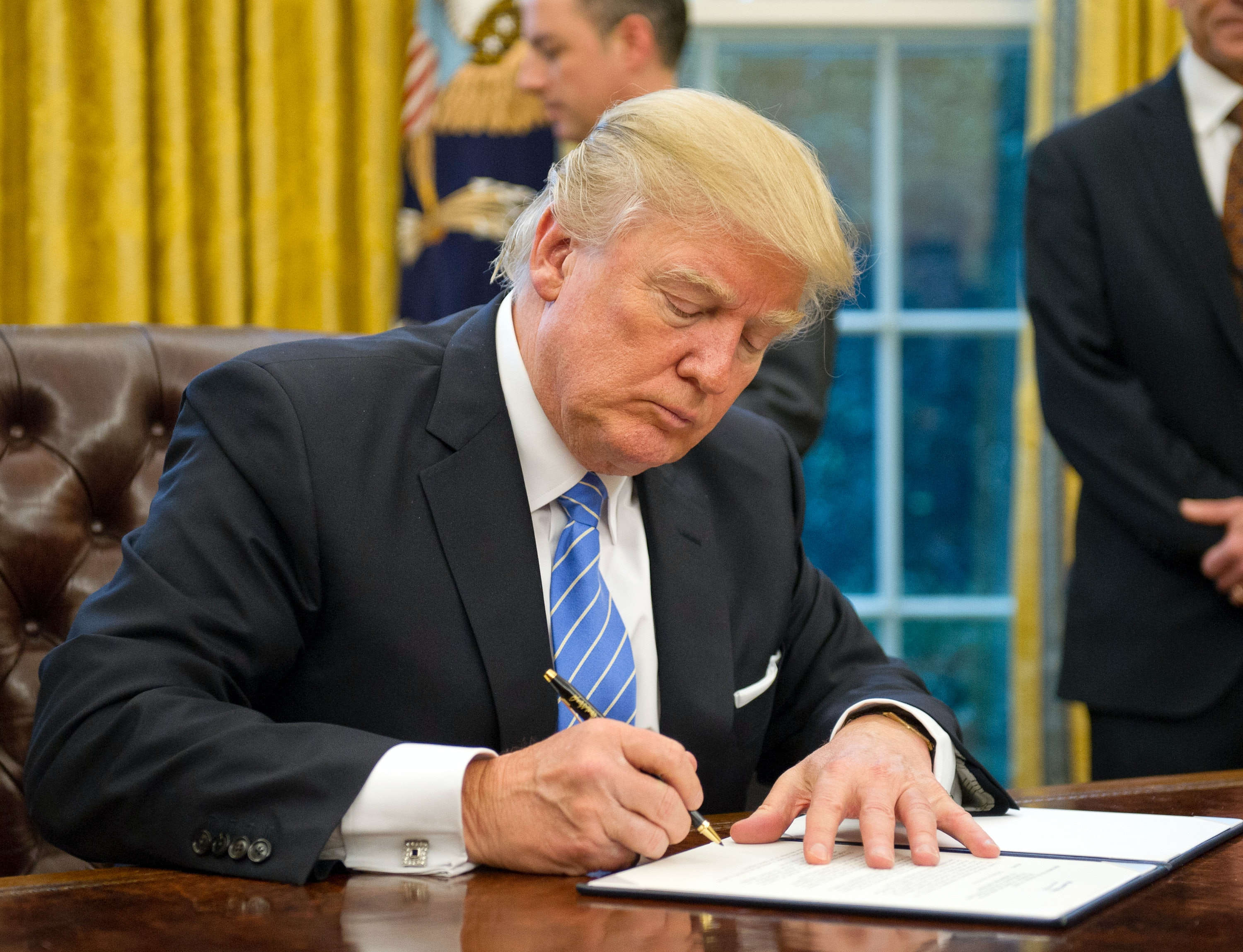 Trump Pulls Taxpayer Funding of Abortions Overseas