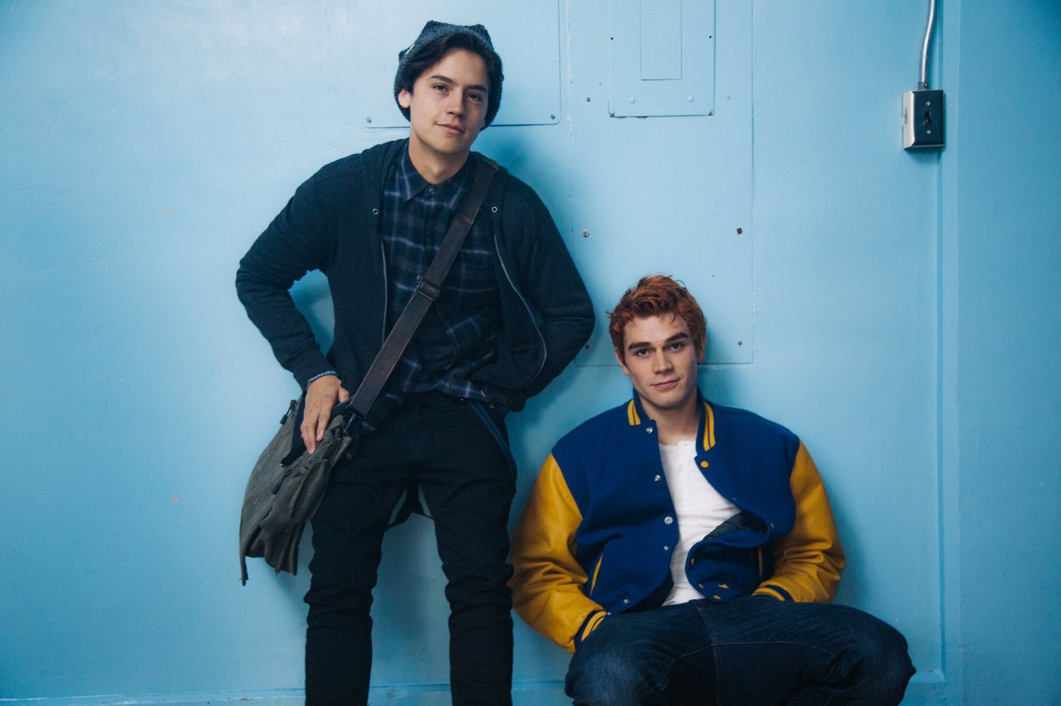 Meet the Cast of Cole Sprouse's New Show 'Riverdale'