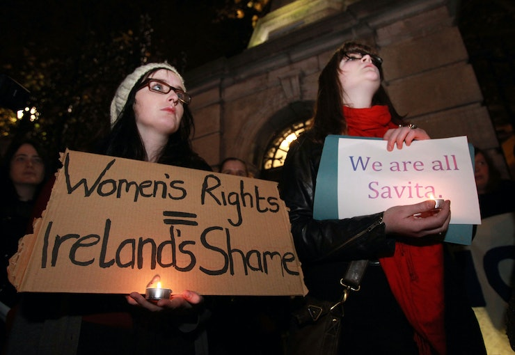 America's Anti-Abortion Laws Are Beginning To Resemble Ireland's