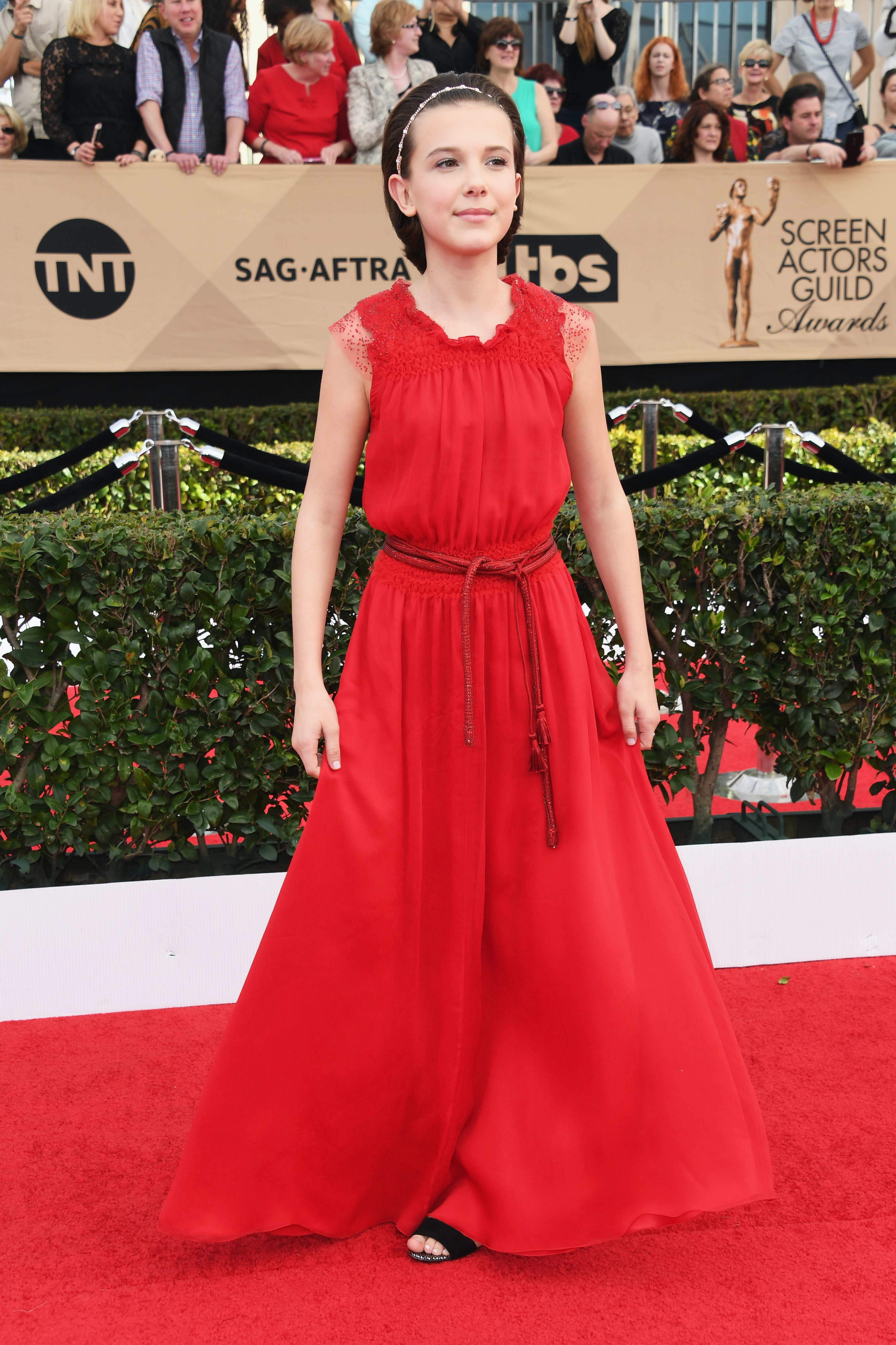 All The Looks At 2017 Sag Awards So You Don T Miss A Single Gown Photos