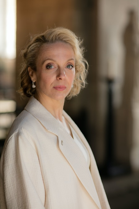 An Image of Abbington as Mary Watson