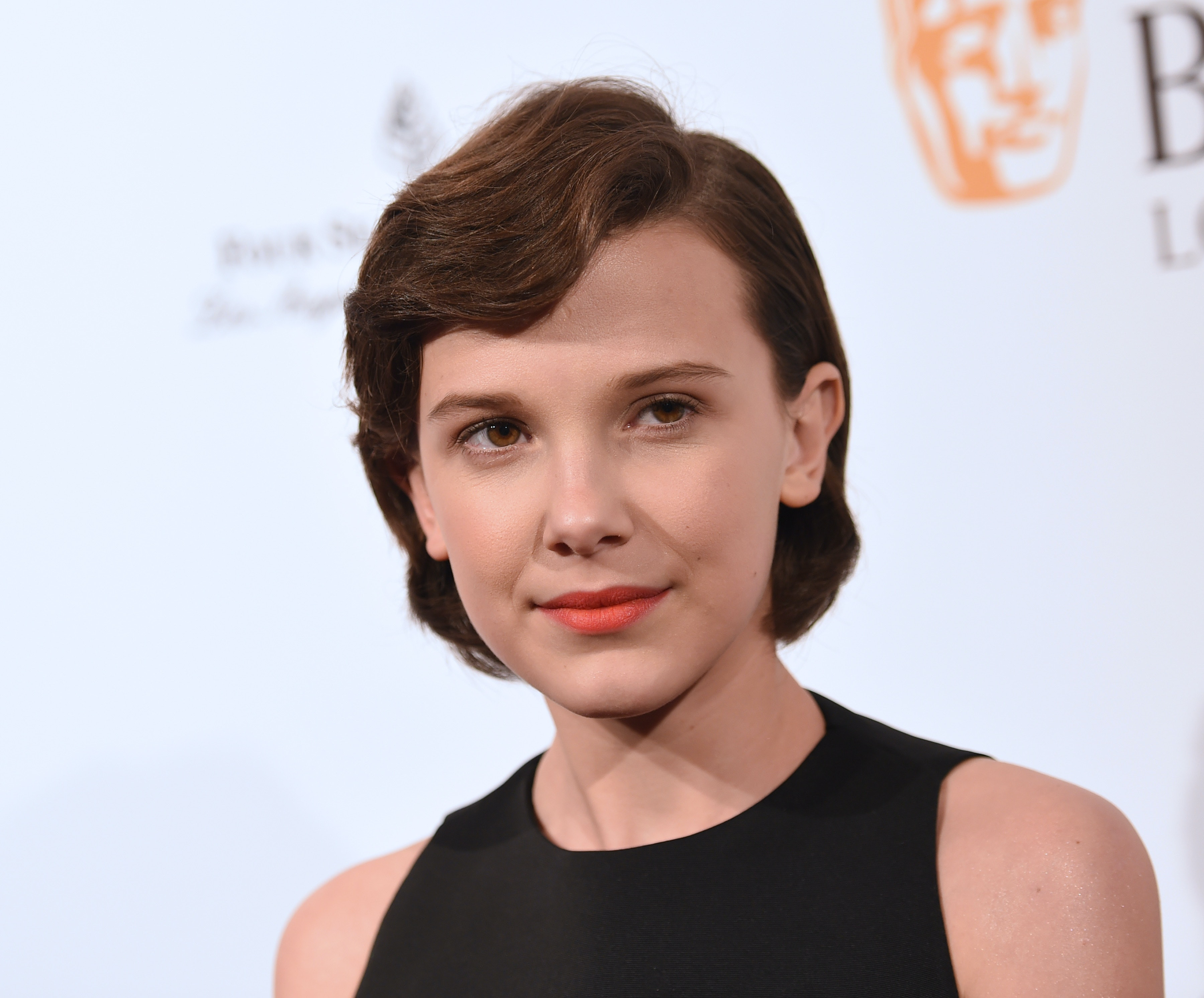 Millie Bobby Brown's Dress At The Golden Globes: Stunning In Silver