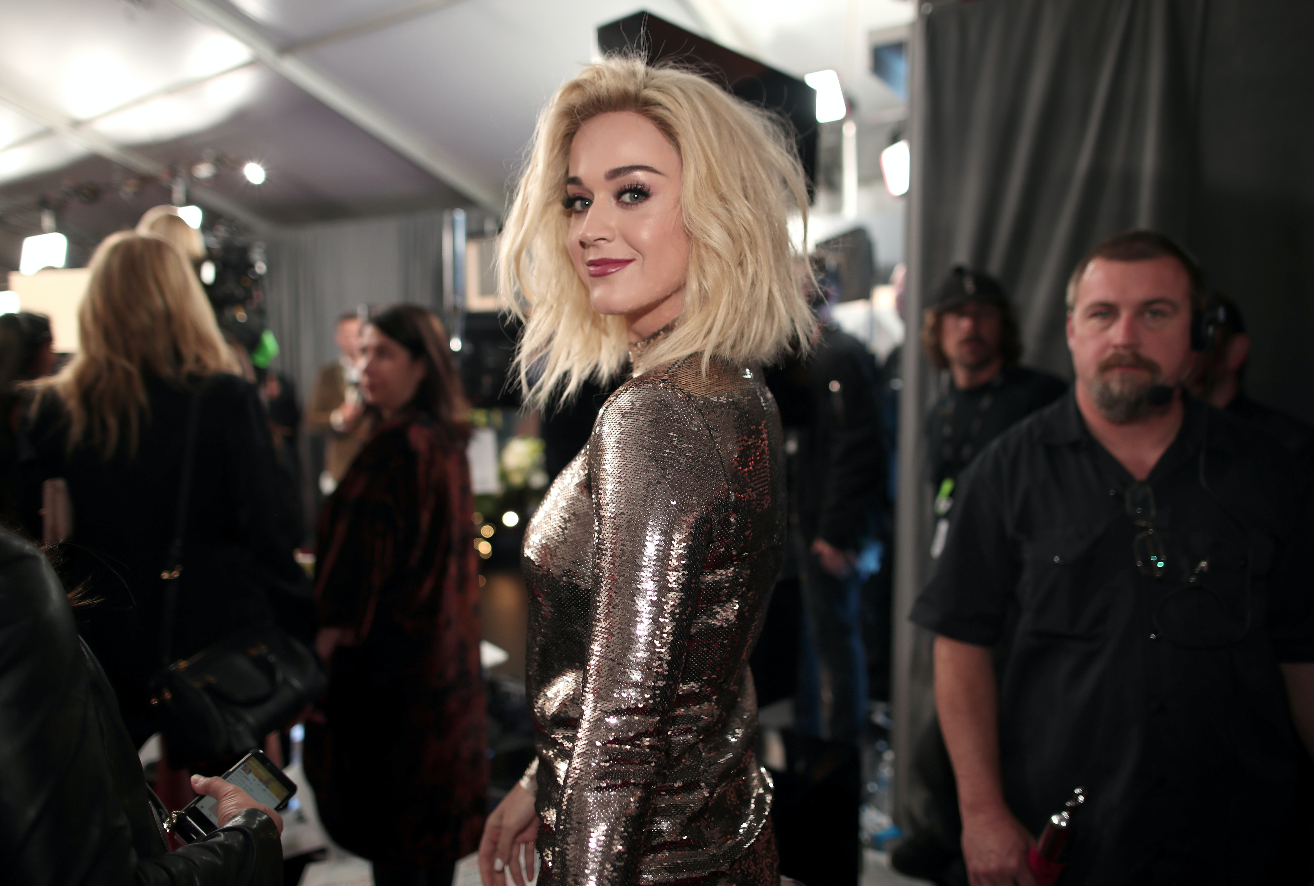 Katy Perry under fire for dissing Britney Spears, joking about mental health