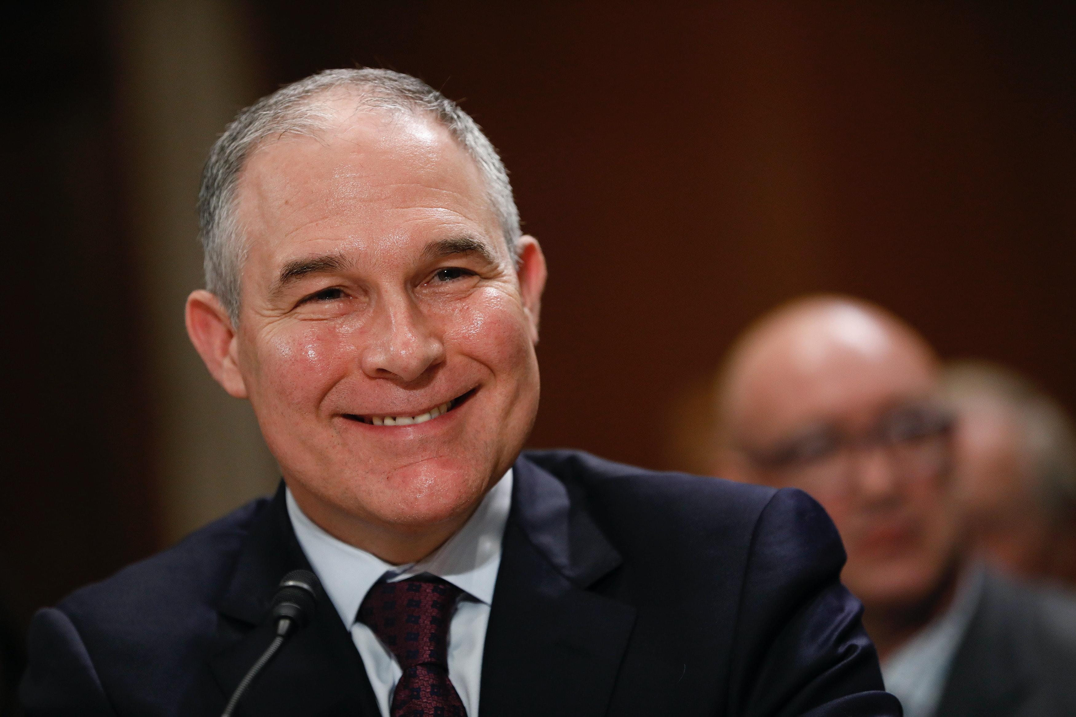 Senate Republicans Rush To Confirm Scott Pruitt For EPA, Bypassing Court Order