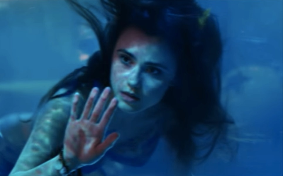 Action Little Mermaid trailer released (but not the one you're thinking of)
