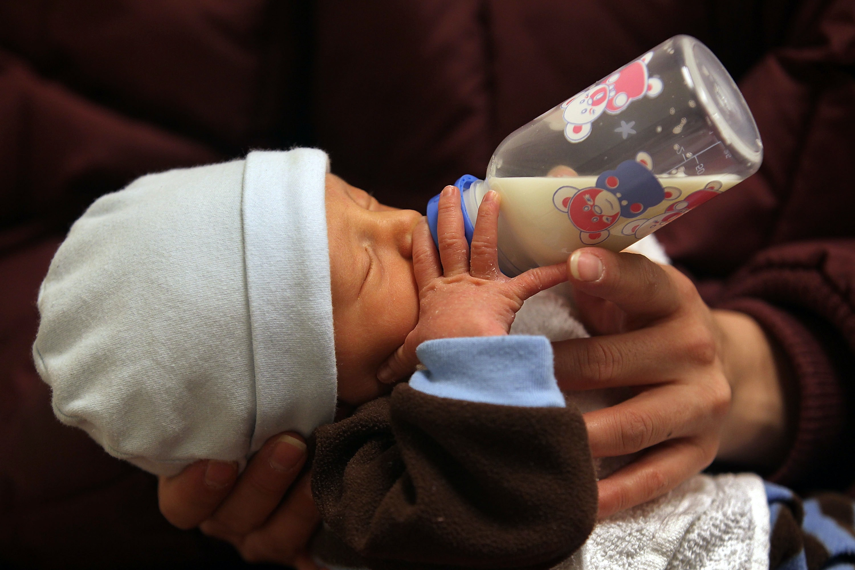 Cambodia suspends human breast milk exports to US