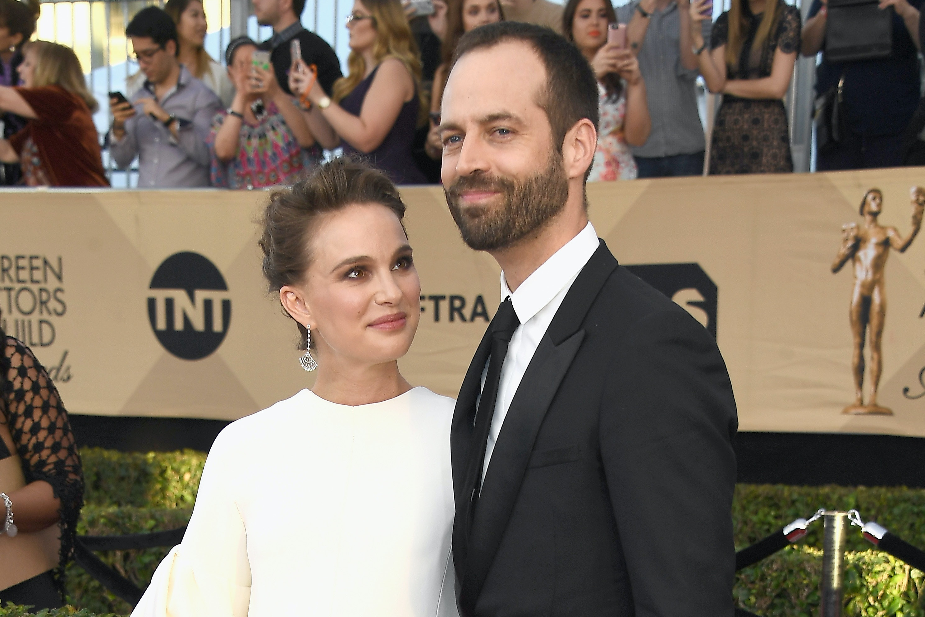 Natalie Portman Welcomes Second Child