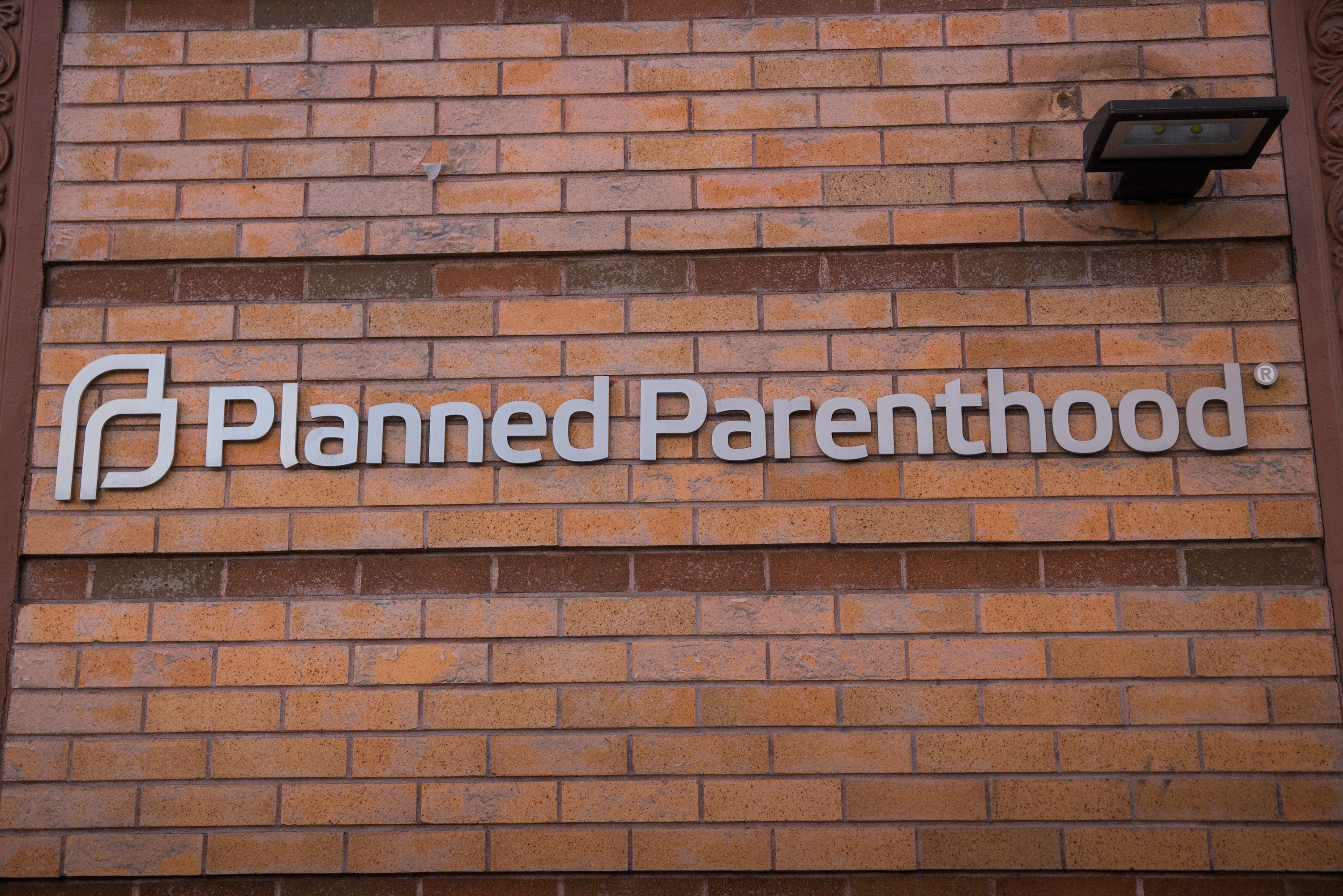 Congress Lets States Block Some Planned Parenthood Money