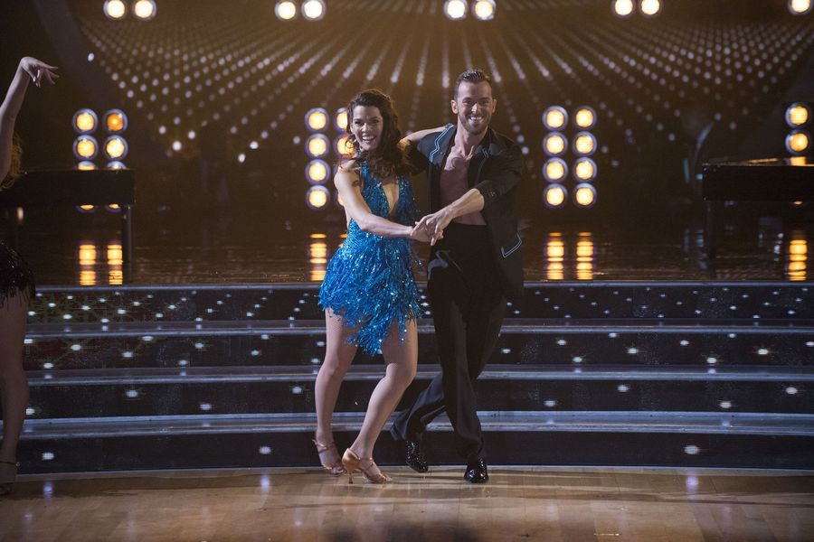 Who Got Voted Off Dancing with the Stars 2017 Tonight? Week 4