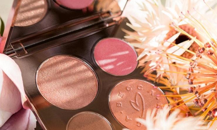 Image result for BECCA X Chrissy Teigen Glow Face Palette