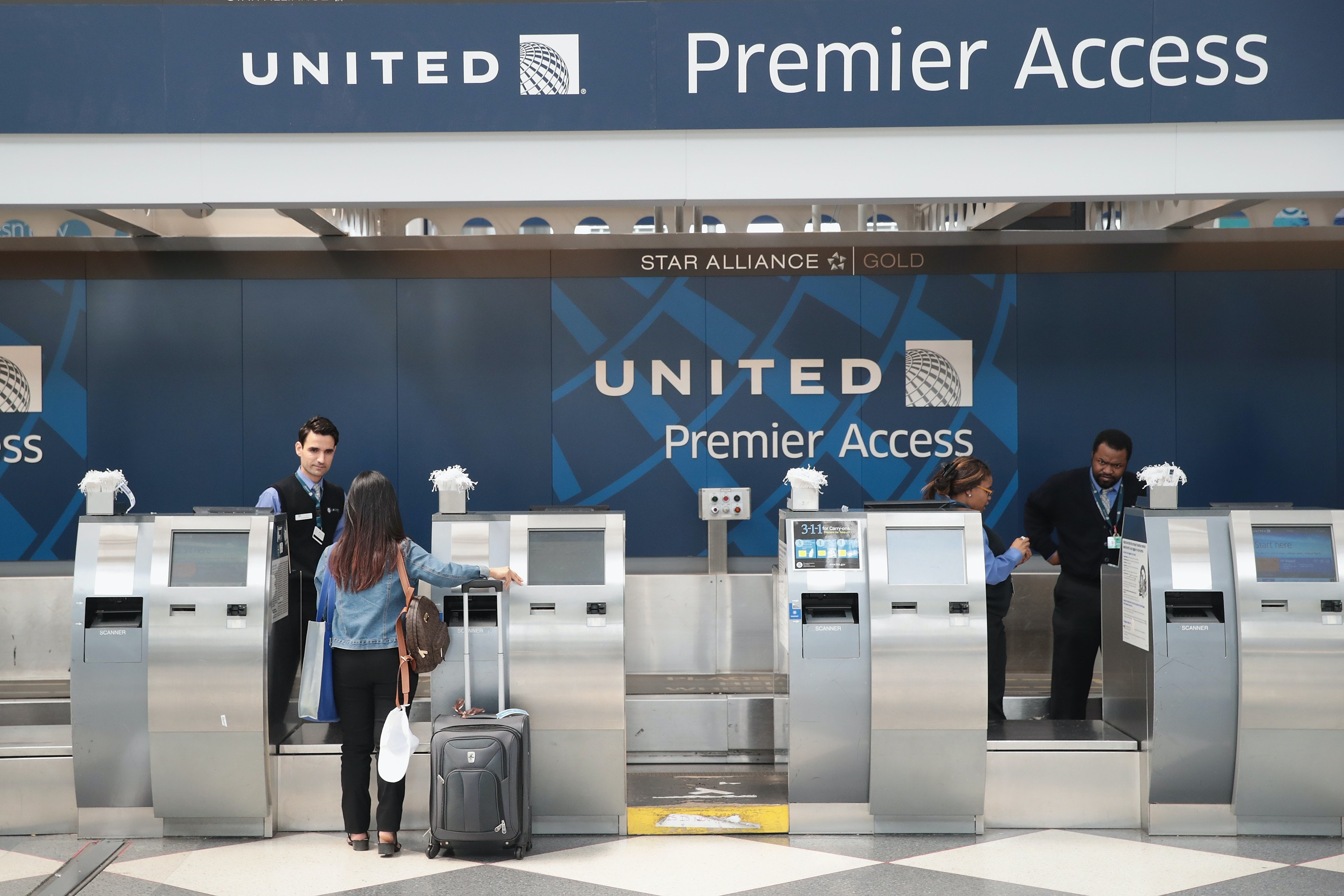 United won't remove seated passengers from overbooked flights anymore