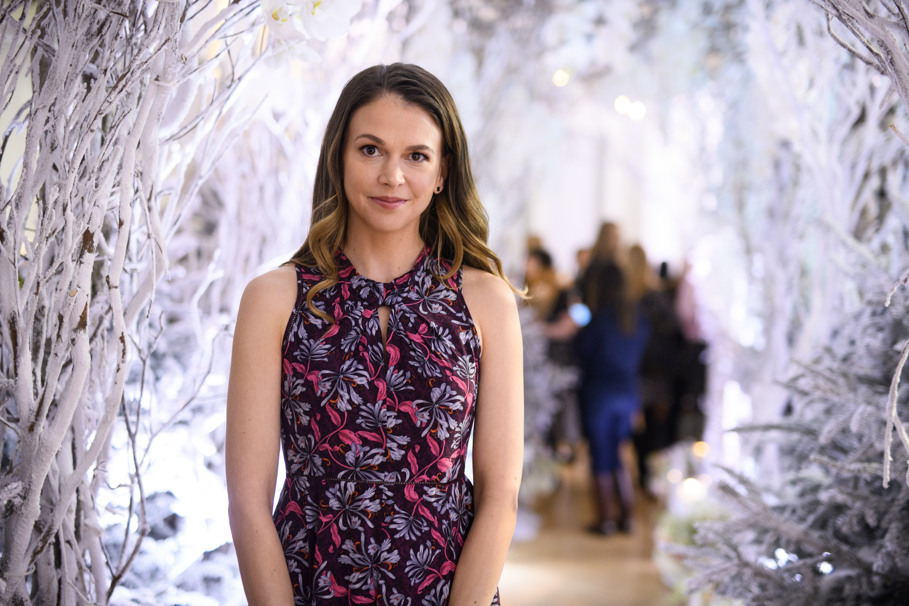 Sutton Foster adopts a baby girl