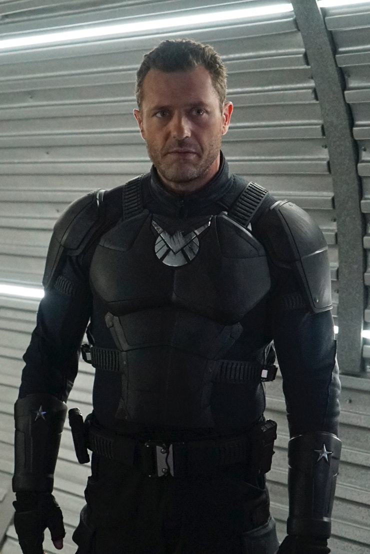 Image result for agents of shield death mace the patriot