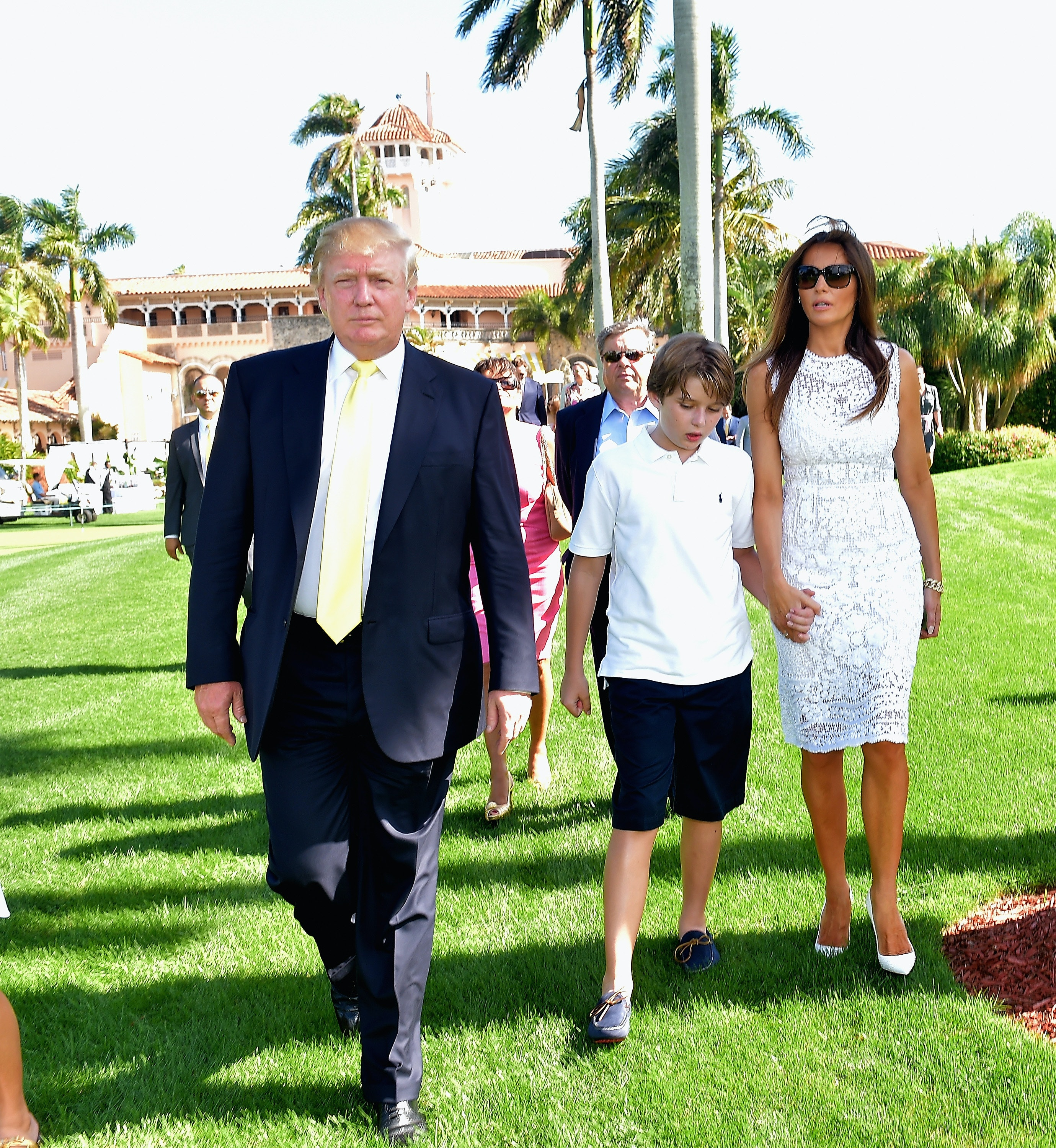 State Department is promoting Trump's Mar-a-Lago in online blog post