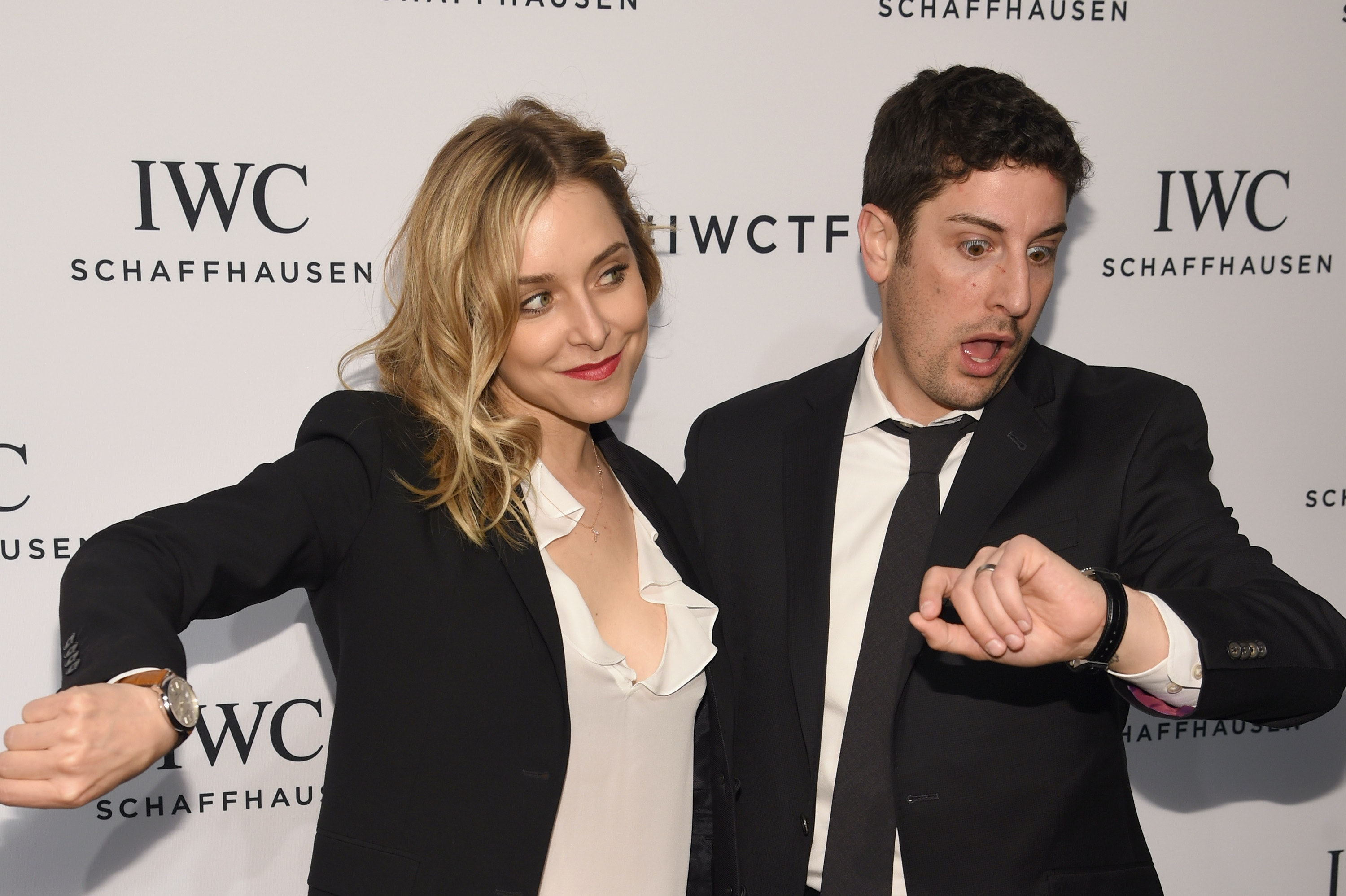 Jason Biggs to be a dad again