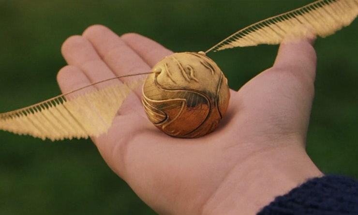 Heres The Golden Snitch Fidget Spinner You Didnt Know You Needed 60419 on Beetle Mania