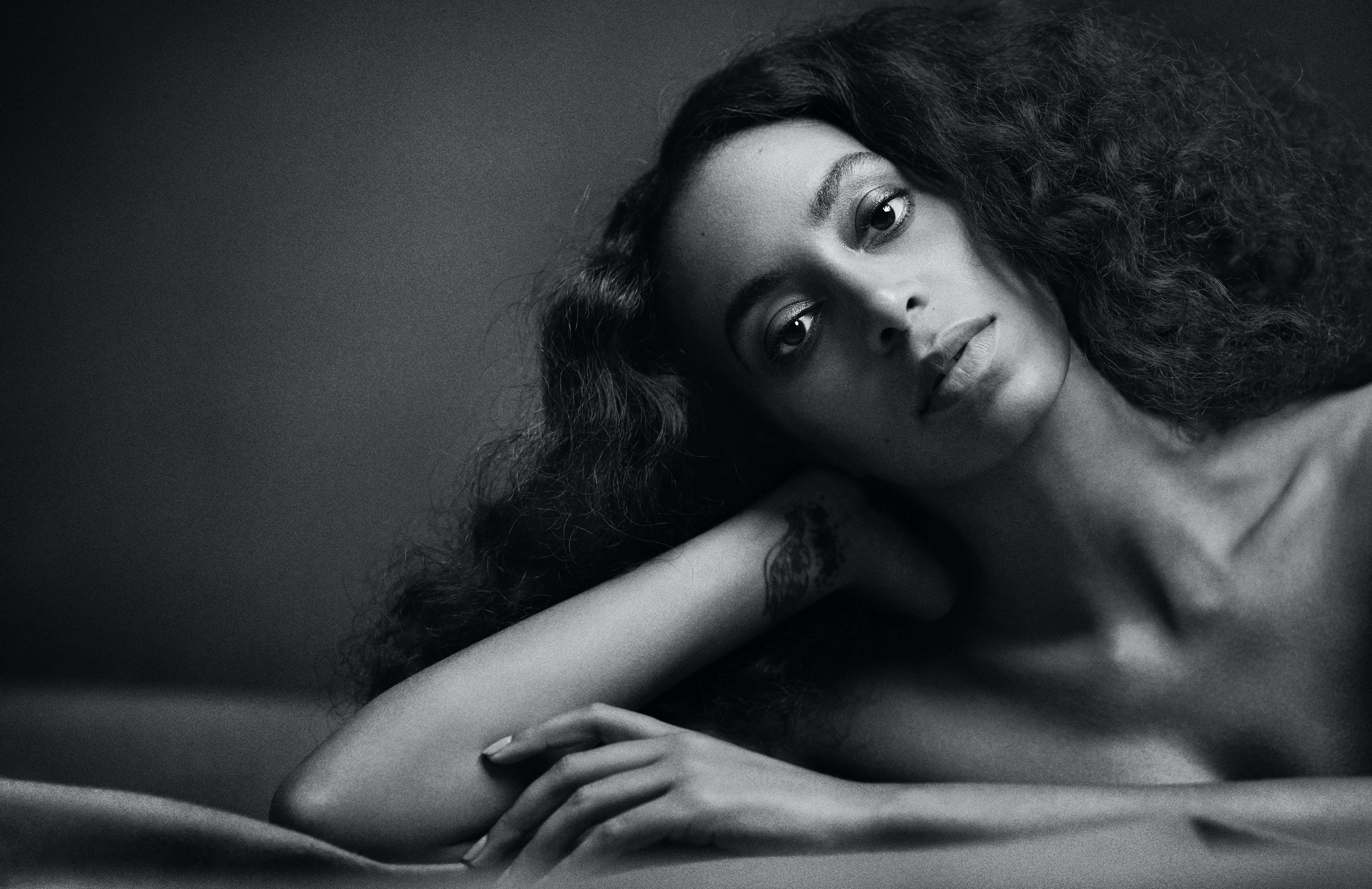 Beyonce Interviews Solange For