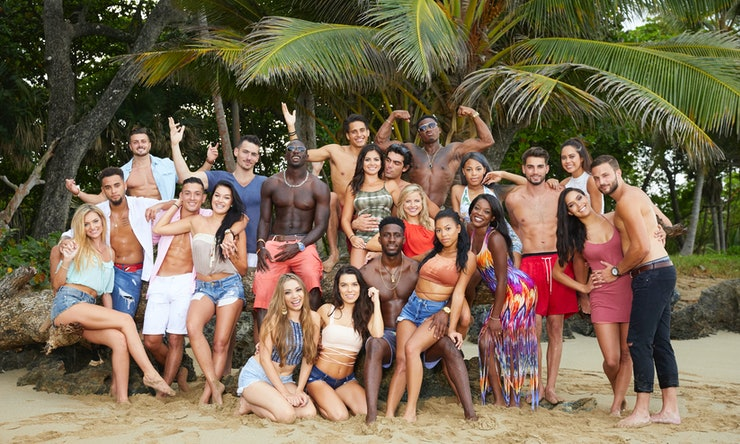 dating competition reality shows season 2017 cast