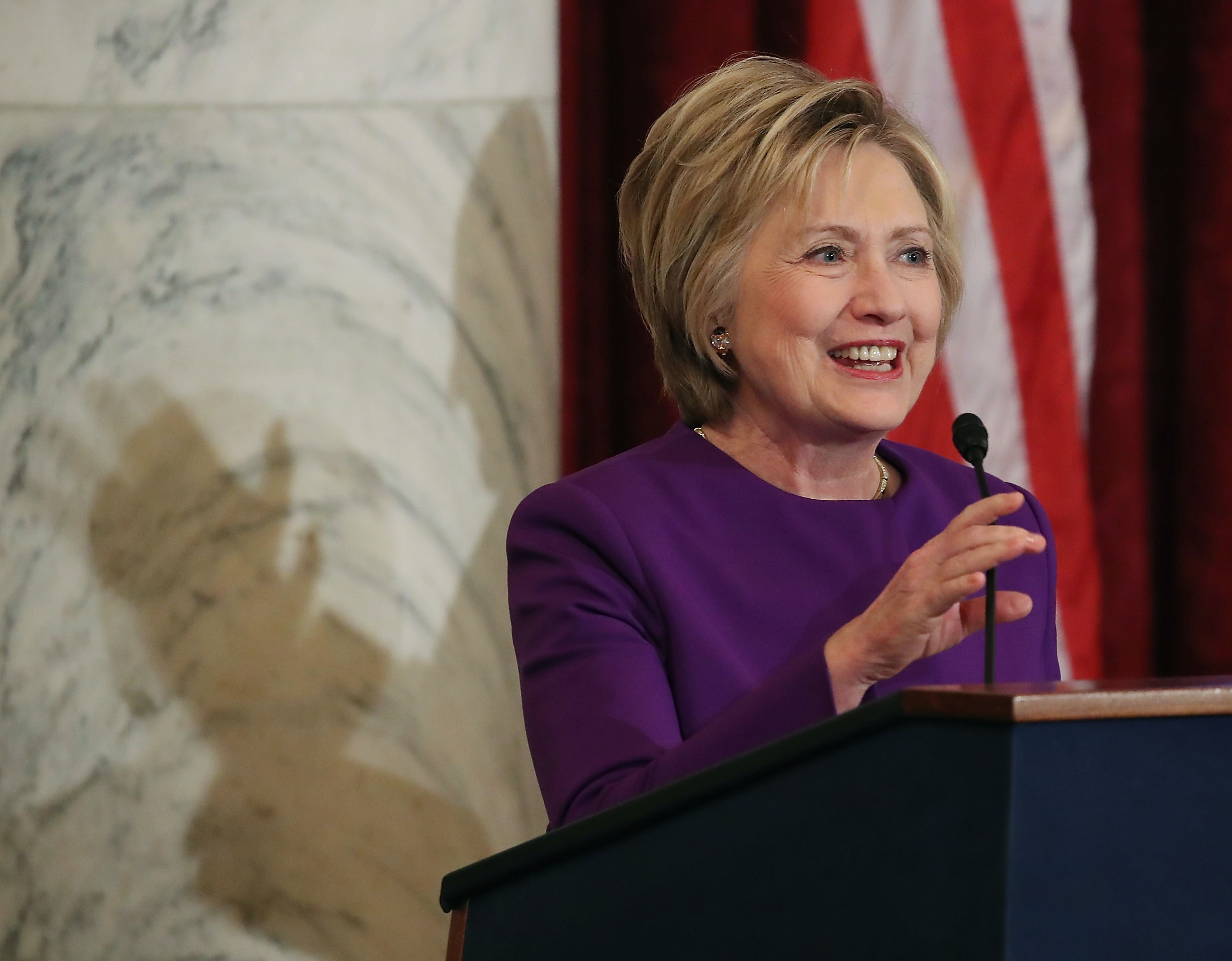 Longtime Hillary Clinton Confidante Says She Won't Run for Office Again