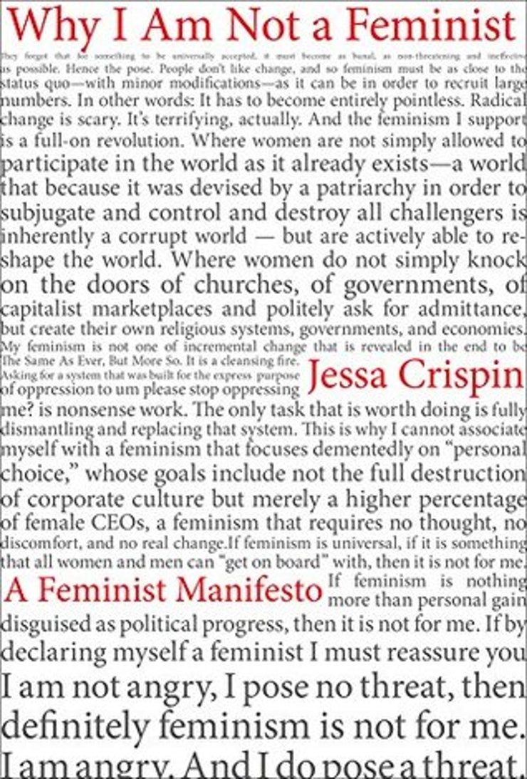 feminist criticism essay in what s sure to be one of the most controversial books of writer and cultural