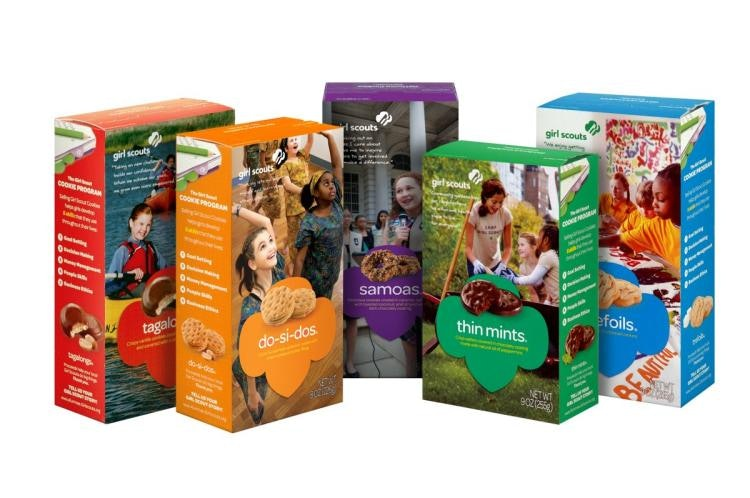 Girl Scout cookies will go on sale this Friday