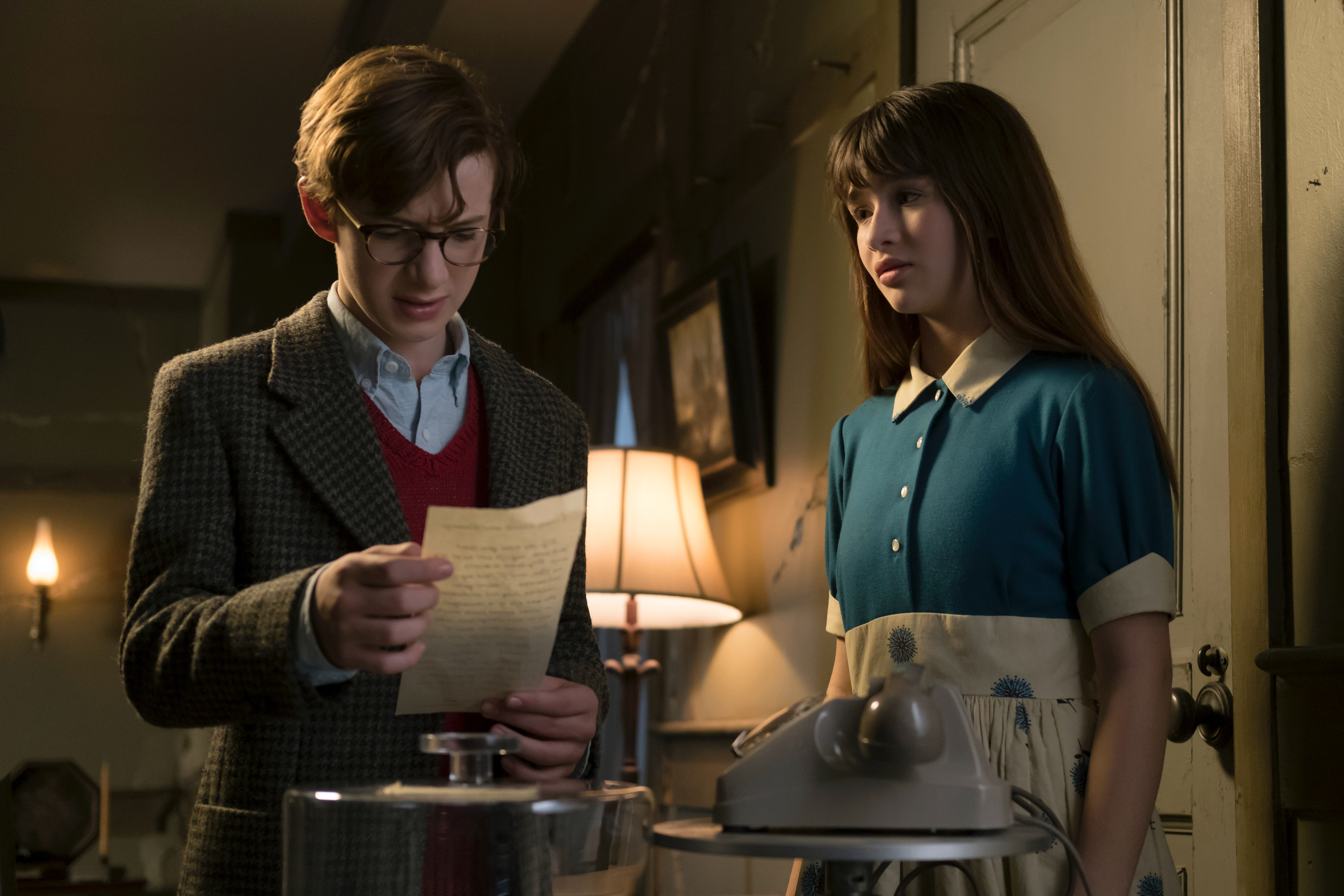 'a Series Of Unfortunate Events' Books Vs Tv Show Are Incredibly Similar,  With A Few Great Exceptions