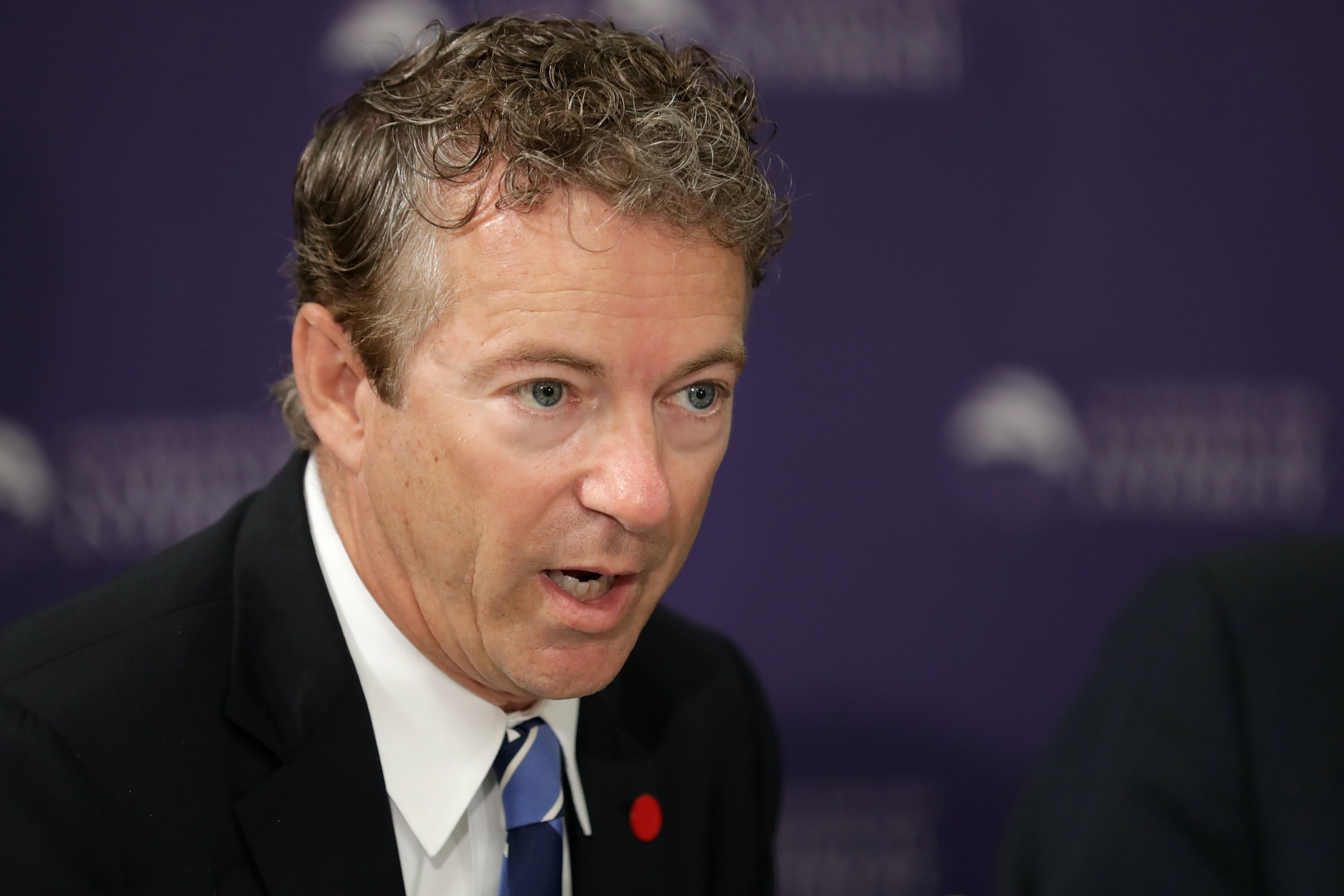 Rand Paul teases Obamacare repeal and replacement with picture of drafted legislation