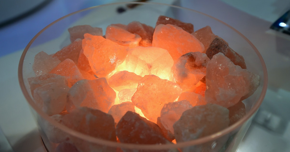 Himalayan Salt Lamps Safety : Are Himalayan Salt Lamps Safe For Kids? That Depends On How Much You Believe In Them