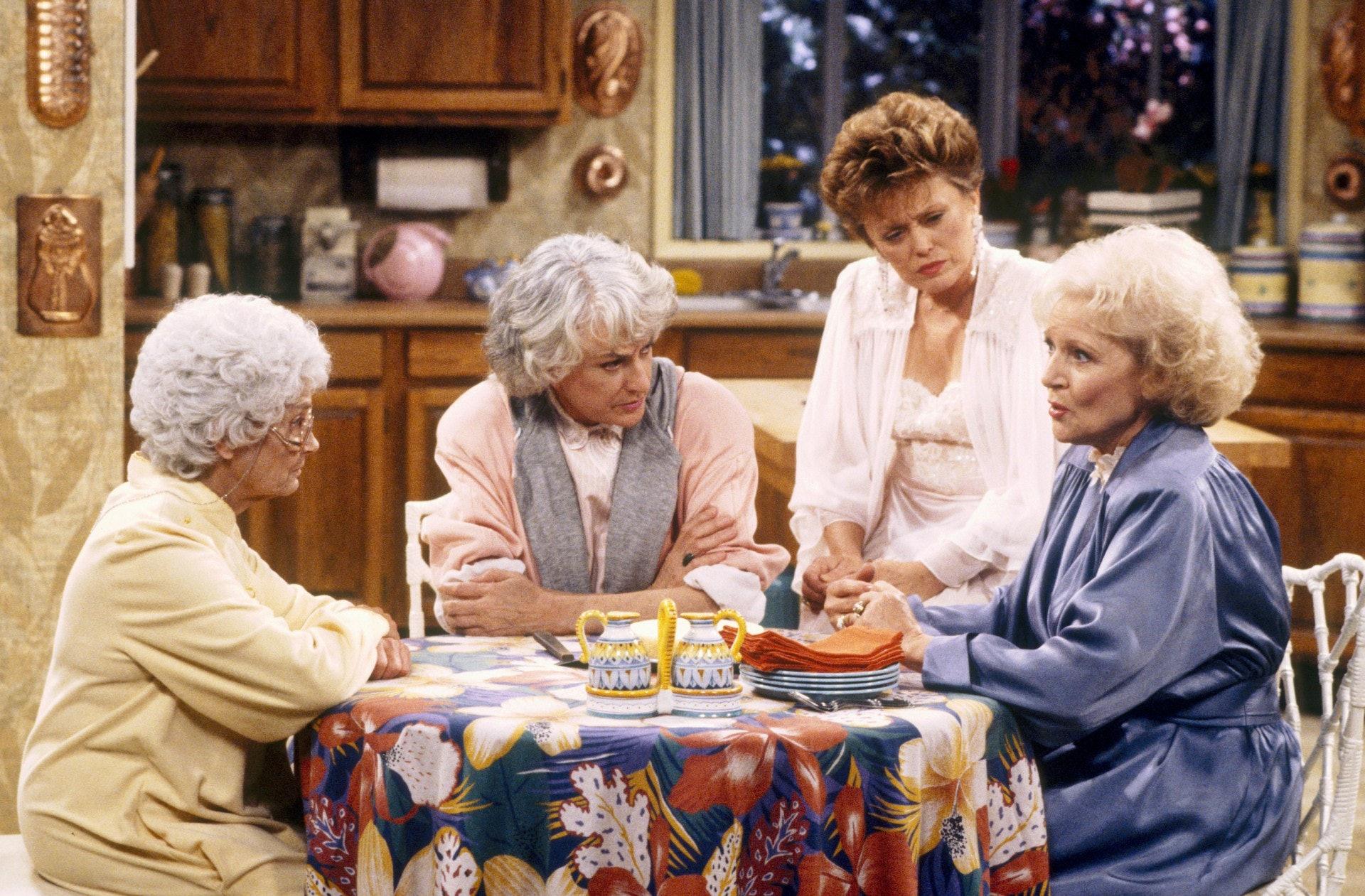 For 'Golden Girls' star Betty White; turning 95 and still employed