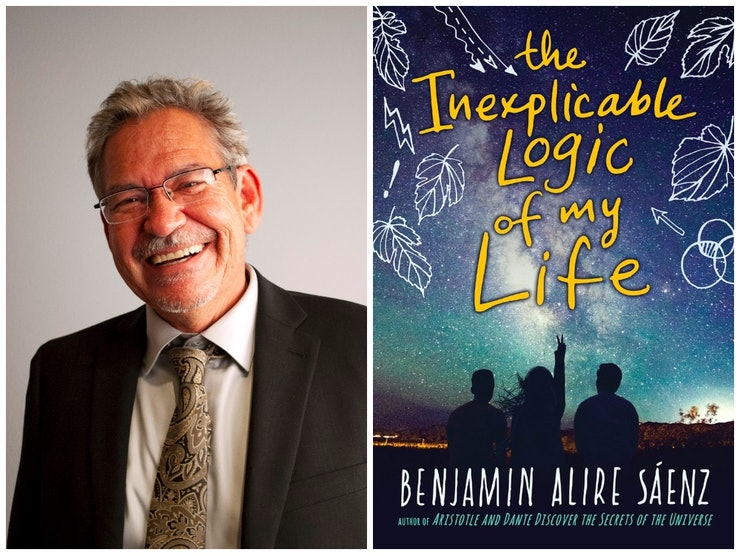 Benjamin Alire Saenz Book Tour