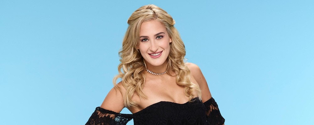 who is josephine from the bachelor nicks contestant has it all - De Bachelor Girls Nick