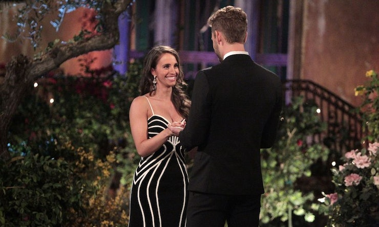 who is vanessa from the bachelor nicks contestant has been on tv before - De Bachelor Girls Nick