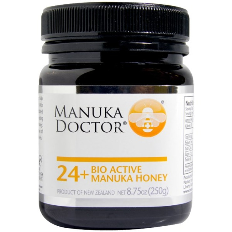 Manuka honey benefits dr oz
