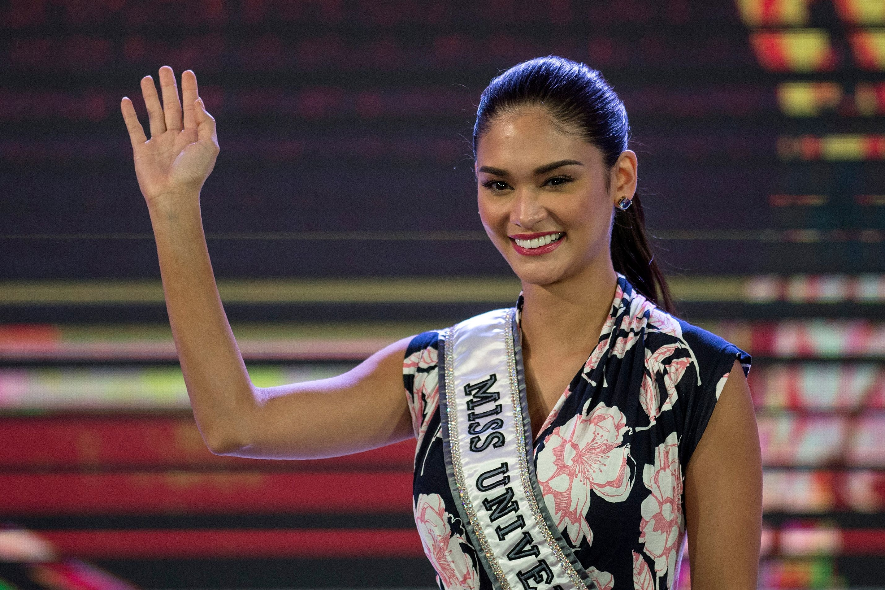 Miss France crowned as Miss Universe