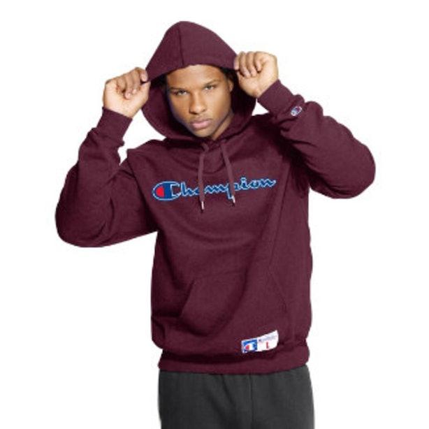 Where To Buy Kylie Jenner's Burgundy Champion Sweatshirt So You ...