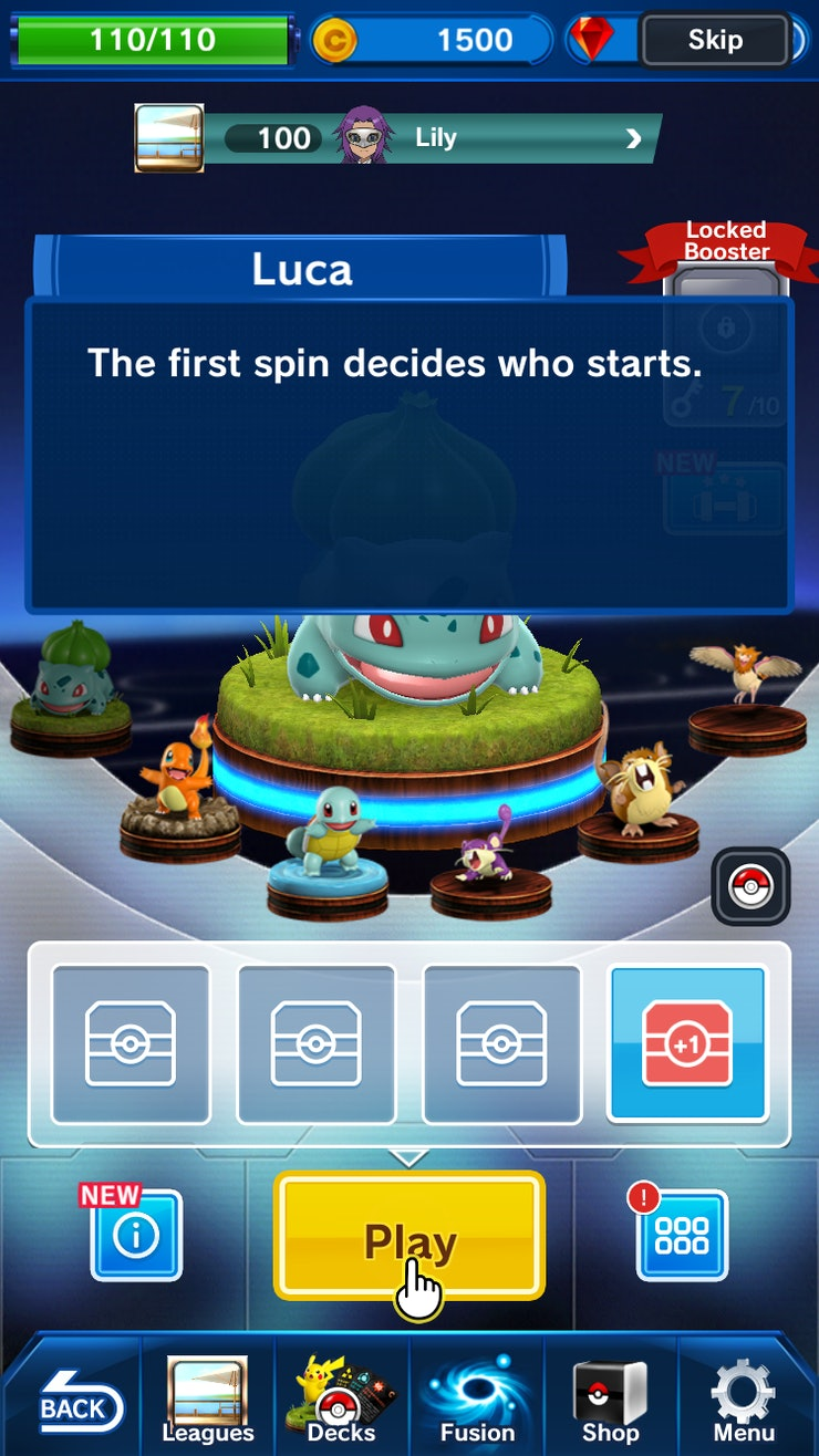 how to play pokemon duel with friends