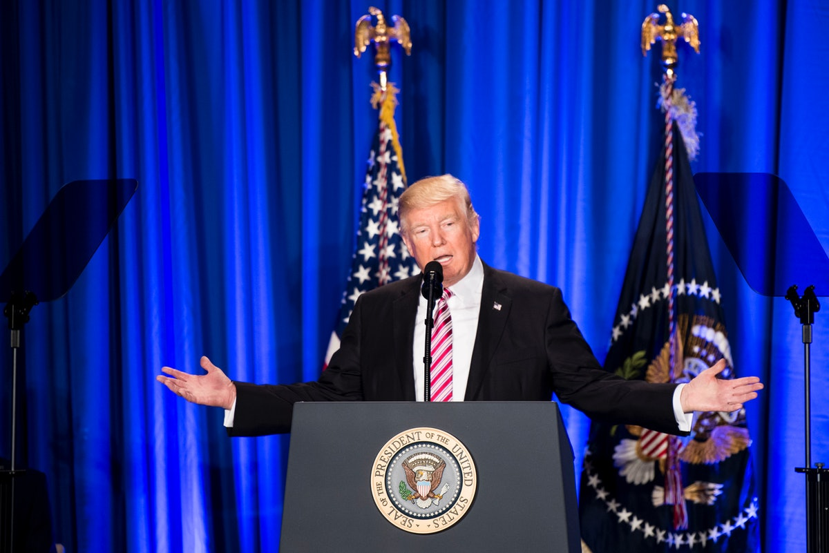 when will donald trumps executive orders take effect complicated question