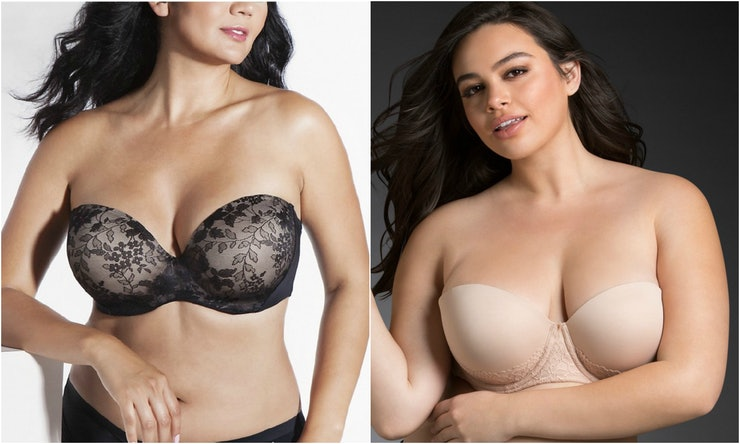Where To Buy Strapless Bras For Large Breasts