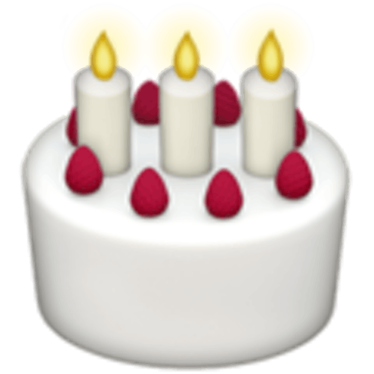 Images Of Birthday Cake Emoji : What Do The Friend Emoji On Snapchat Mean? These Symbols ...