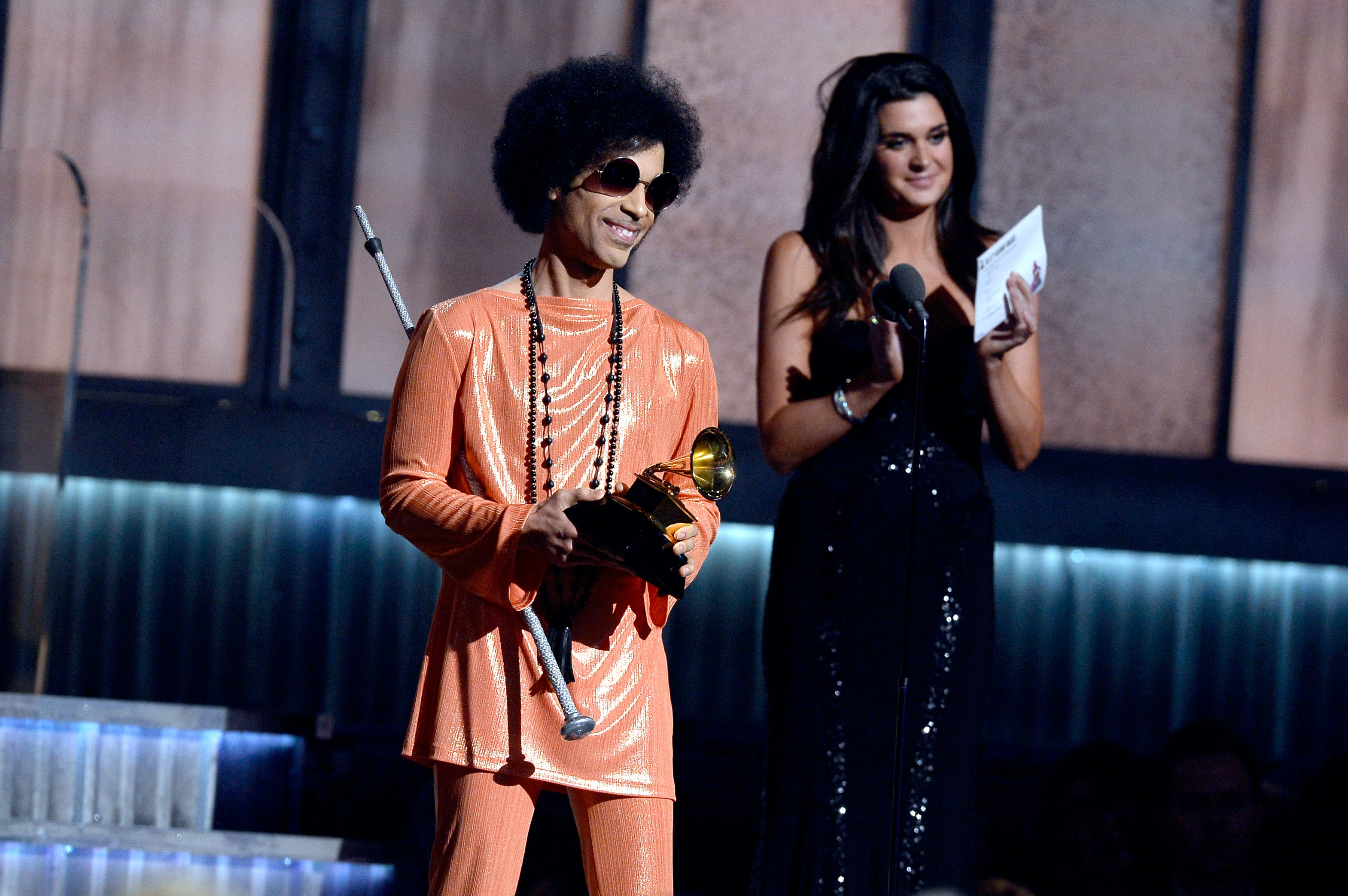 Bruno Mars, The Time Blew Everyone Away With Grammys Prince Tribute