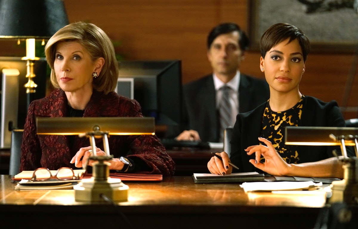 The Good Fight: Season Two Could Feature Visits from Good Wife Characters