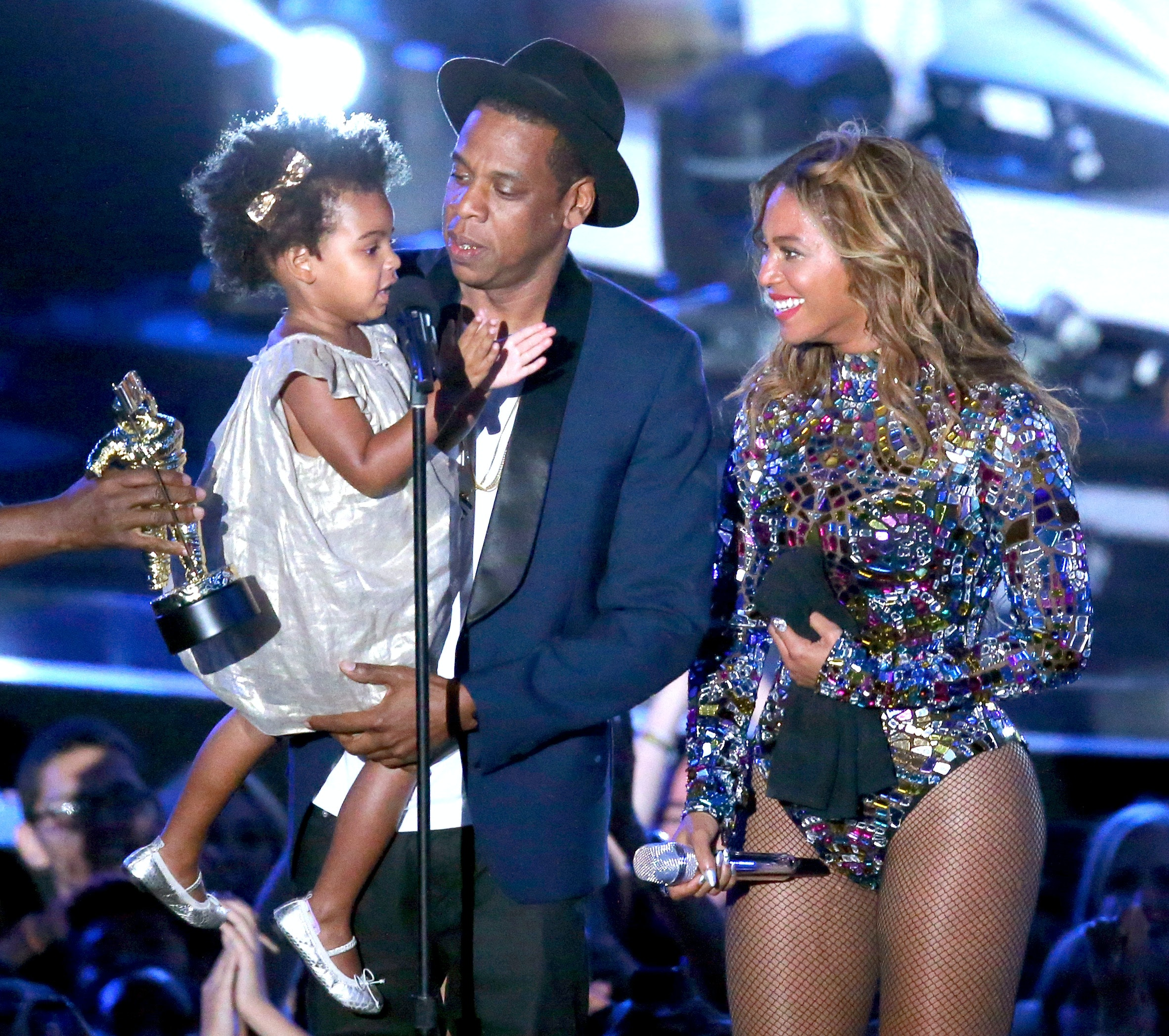 Blue Ivy Carter Wins Best Dressed at the Grammys in Gucci
