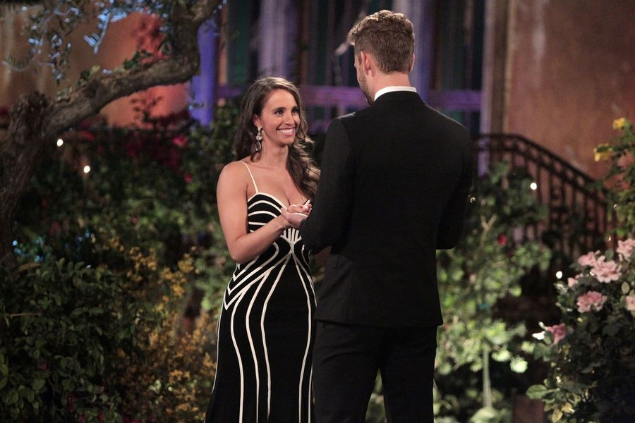 Vanessa Told Nick She Loves Him On'The Bachelor & He Didn't Give Her The Response She Wanted                  Source   Rick Rowell  ABC