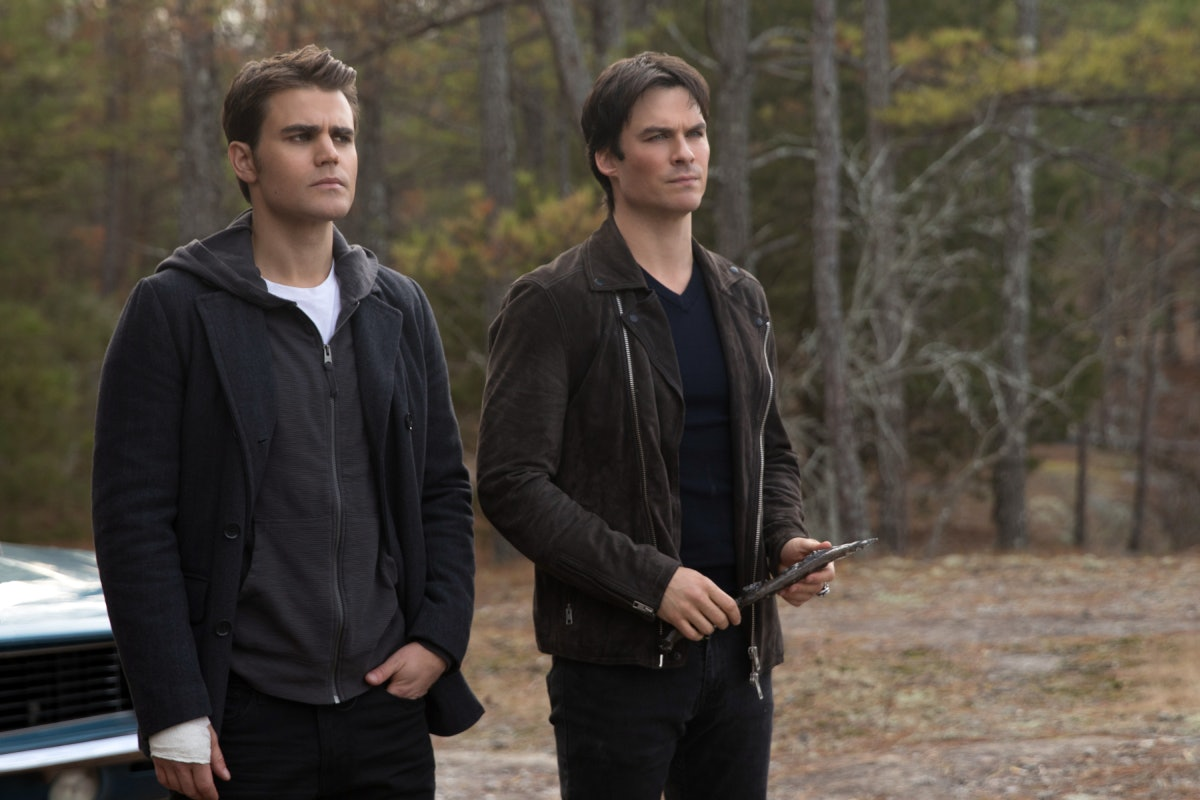 The Vampire Diaries Season 8 Episode 14: The Happy Ending