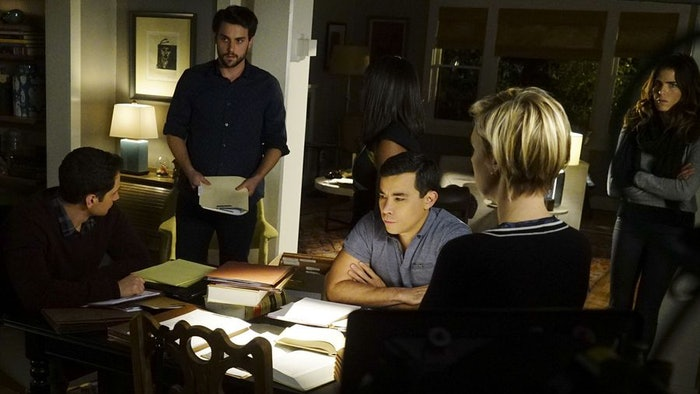 Who is returning for season 4 of how to get away with murder richard cartwrightabc ccuart Image collections